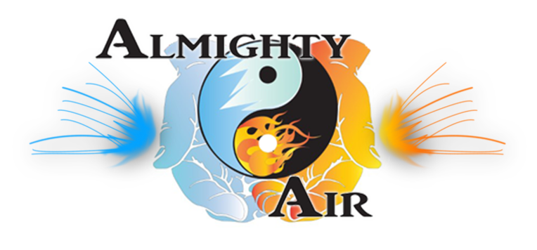 Almighty Air Logo