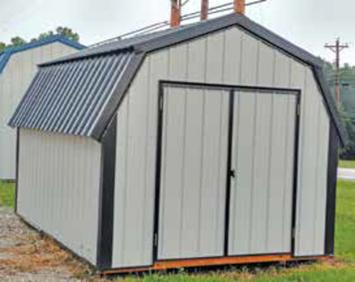 Lapp's Greenhouse in Winchester, TN Storage Sheds