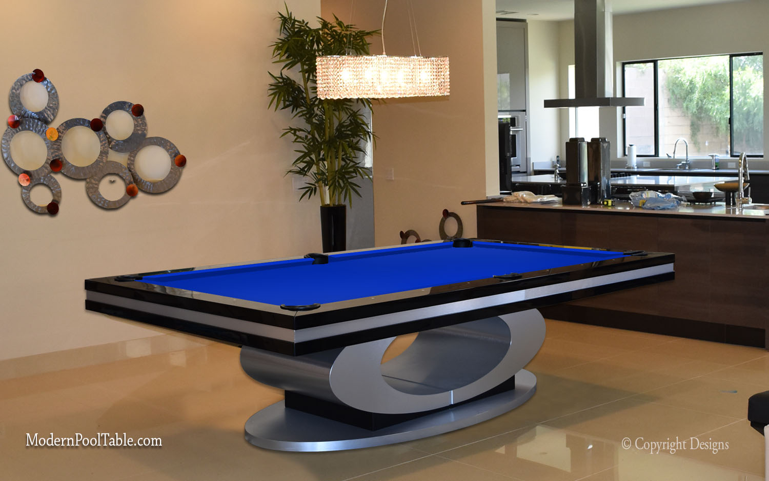 Modern Pool Table Contemporary Pool Tables Custom Pool Tables - Modern pool table designs