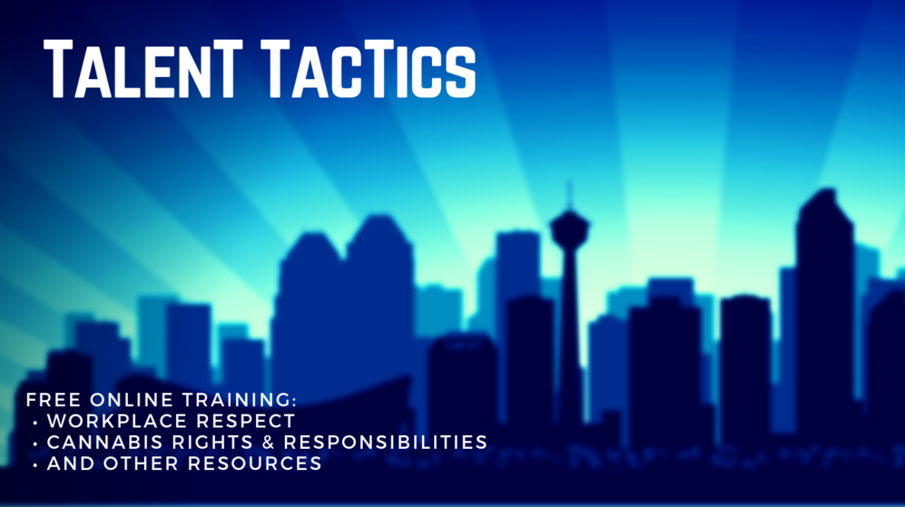Talent Tactics Consulting Inc
