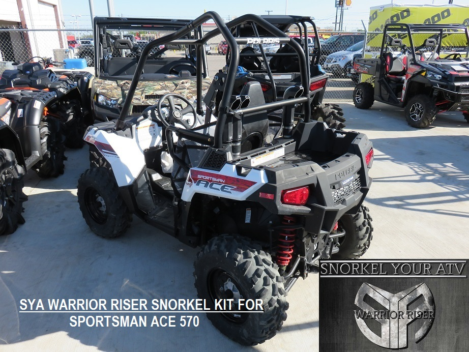Polaris ATV Snorkel kits