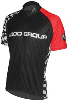 wood group bicycle jersey