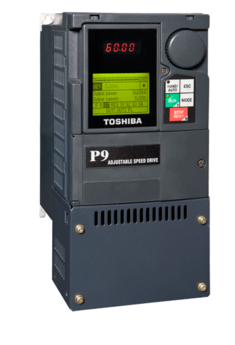 Toshiba P-9 adjustable speed drive with VLP