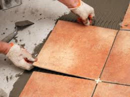 Stone or Tile Floor Installation Services in Lincoln, NE | Lincoln Handyman Services