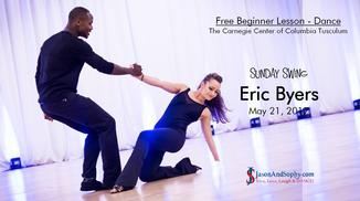 Sunday Swing with Eric Byers