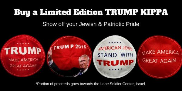 Buy your Trump Kippa: http://dld.bz/JCTkippa