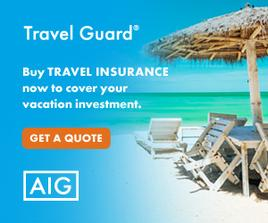 Get a quote from Travel Guard.