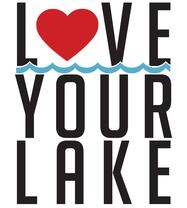 Love Your Lake fund. Proceeds go to non-profit organizations