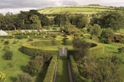 Glenarm Castle and Walled Garden - a short walk from Water's Edge Bed and Breakfast