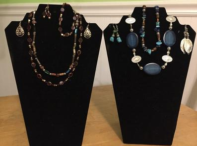Jewelry Making Class with Theresa Schram