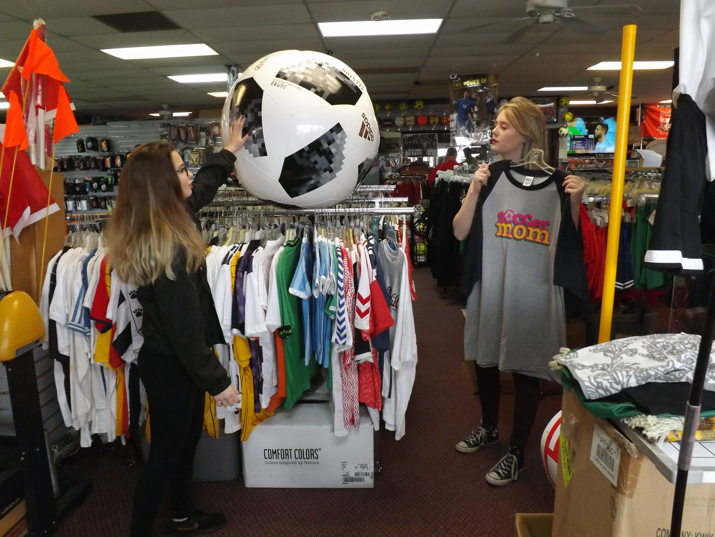 80375619175 Tulsa's one stop soccer shop!