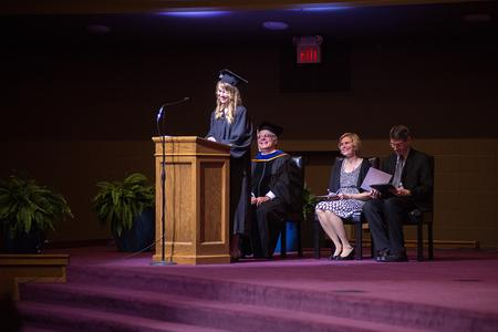 Graduation Speech Contest