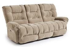 Seger Reclining Sofa, also available with power