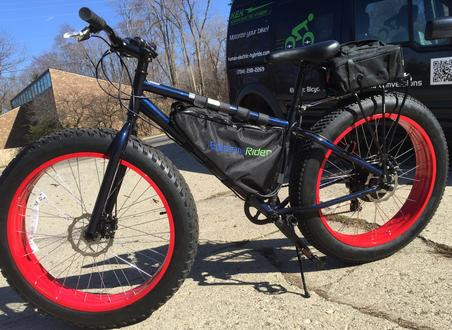HEH Electric Fat Bike (EFB) 1.0
