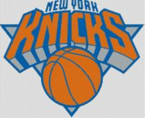 New York Knicks Cross Stitch Chart Pattern