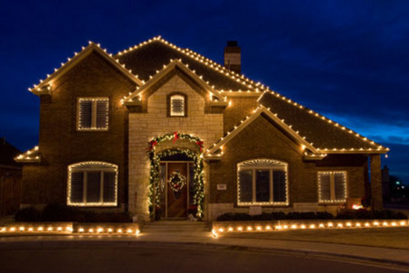 Home Christmas Lights