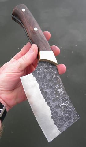 How to make a High quality DIY Cleaver knife. FREE step by step instructions. www.DIYeasycrafts.com
