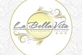 LA BELLA VITA RISTORANTE ITALIANO GERMANIA LOGO DESIGN PROJECT DESIGN107