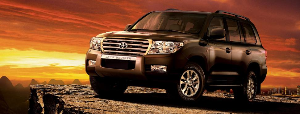 Toyota Land Cruiser Repair