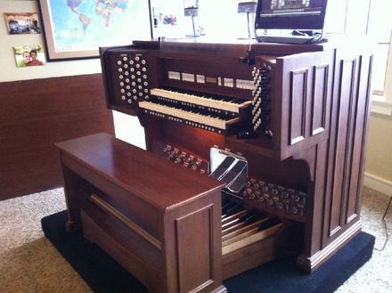 Allen Organ Schematics