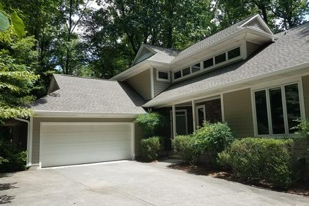 6 inch gutter installation in Chapel Hill, NC