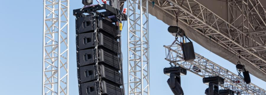 Live Sound System and Audio Rental