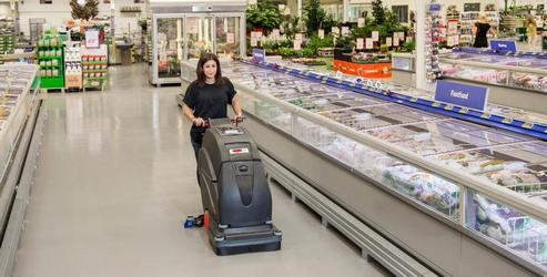 ONGOING STORE CLEANING SERVICES
