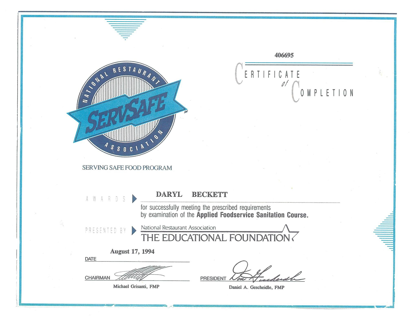 Photos servsafe certification xflitez Image collections