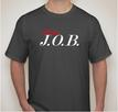 Real J.O.B Charcoal Grey T-Shirt