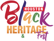 Houston Black Heritage Music & Arts Festival Logo