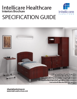 Intellicare Specification Guide