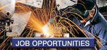 Employment opportunities at Cadillac Fabrication