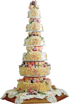 Cupcake Wedding Cakes, Wedding Cakes Pictures - The Sweet Life ...