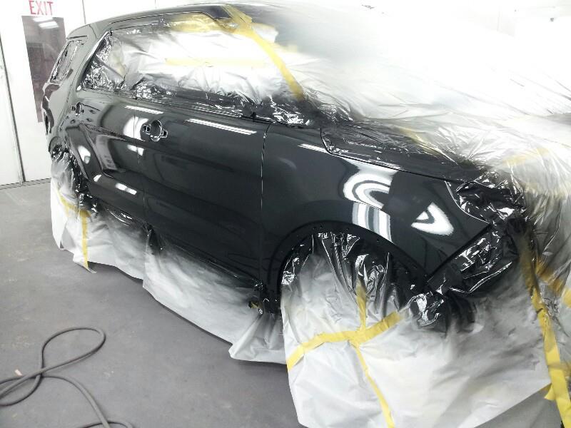 Auto Body And Paint Near White Bear Lake Mn 55110 Protech Auto Body