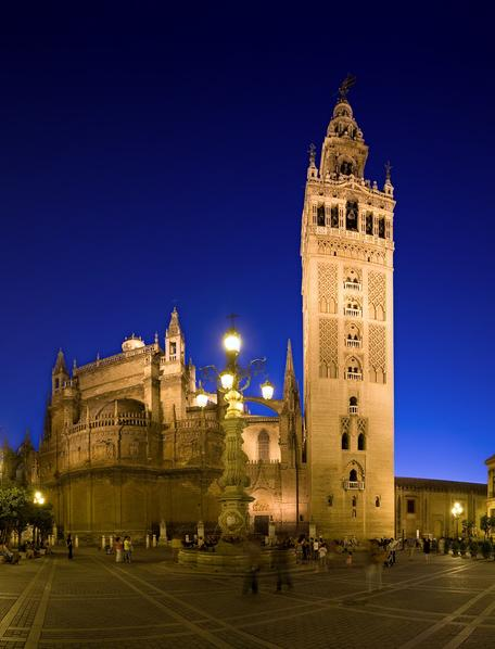 Seville's architecture and atmosphere will inspire your music