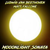 Beethoven MoonLight Sonata, Opus 27, No 14, Adagio Sostenuto Presto Agitato