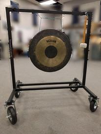 Marching Gong Stand