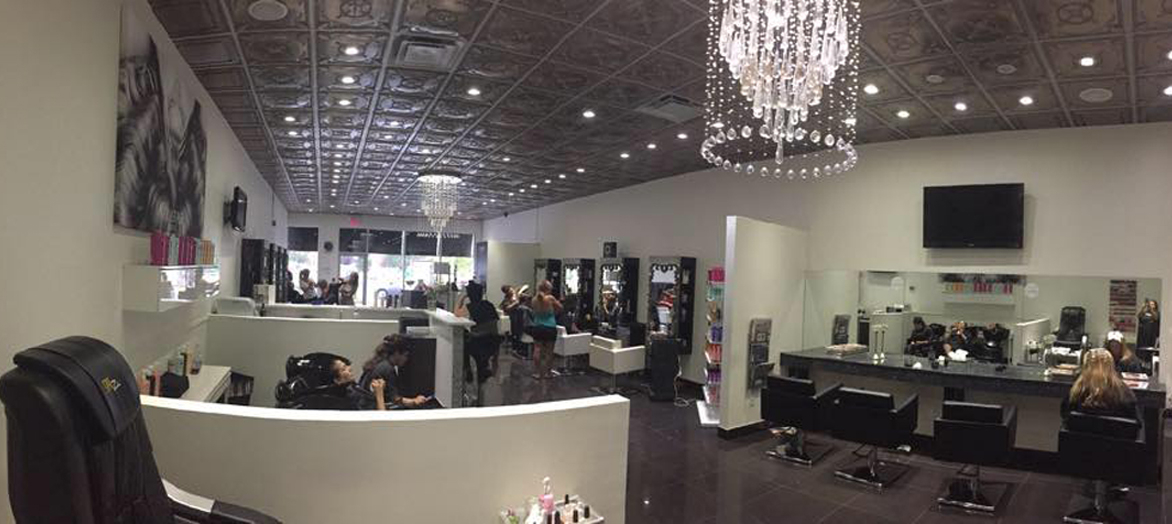 Rush Coiffure, new salon located in Pierrefonds, Quebec - Salon & Spa