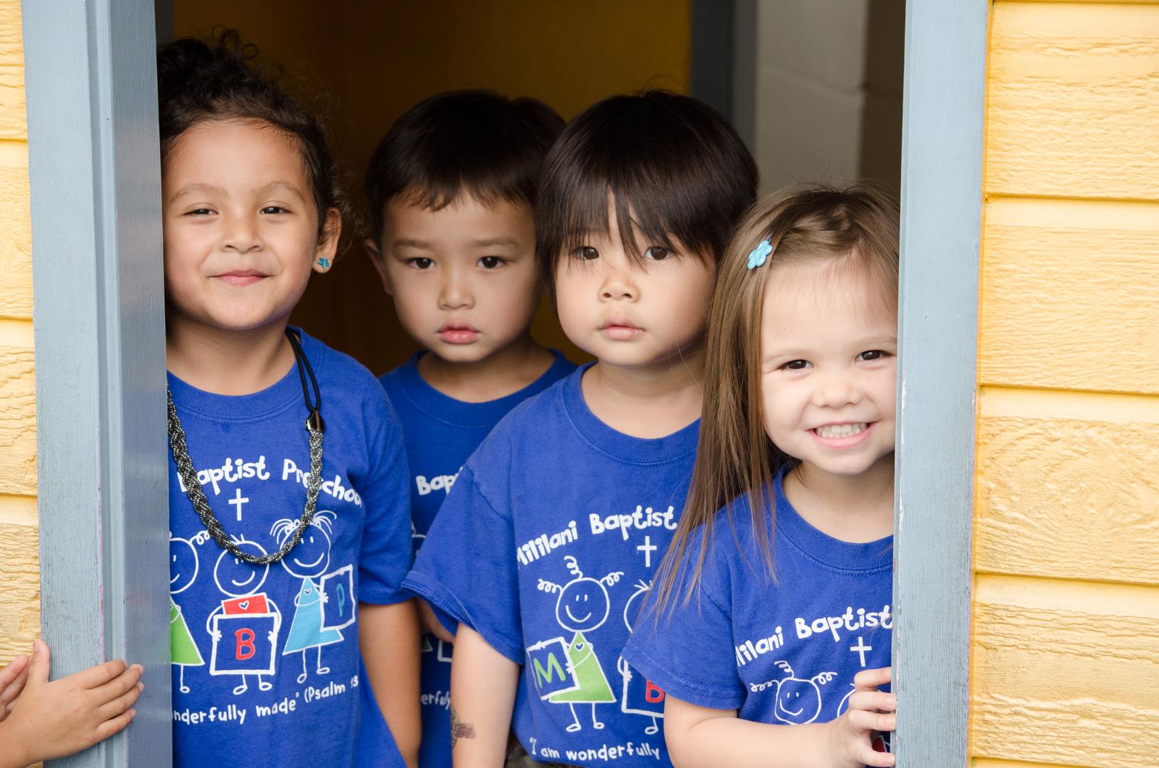 Mililani Baptist Preschool