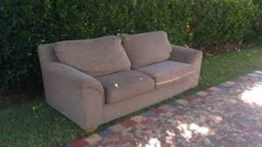 love seat removal junk love seat chair couch removal sofa. Black Bedroom Furniture Sets. Home Design Ideas