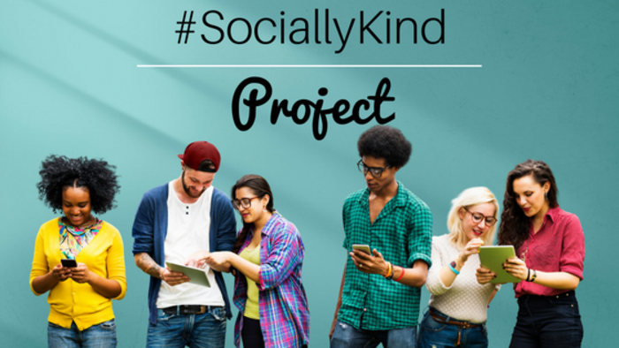 Social Activity for the #SociallyKind Project