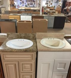Vanity Tops and bowls