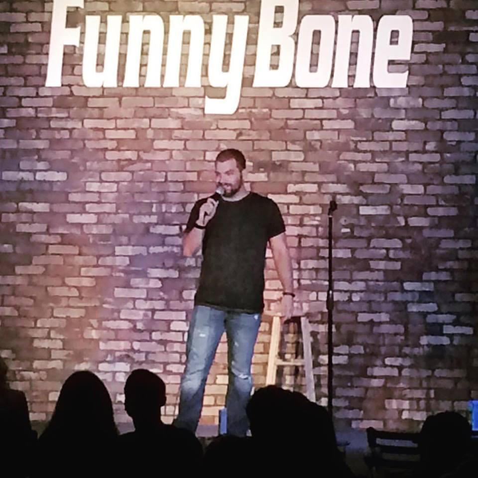 about standup comedian alex gettlin