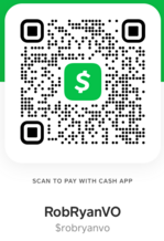 Rob Ryan VO Cash App