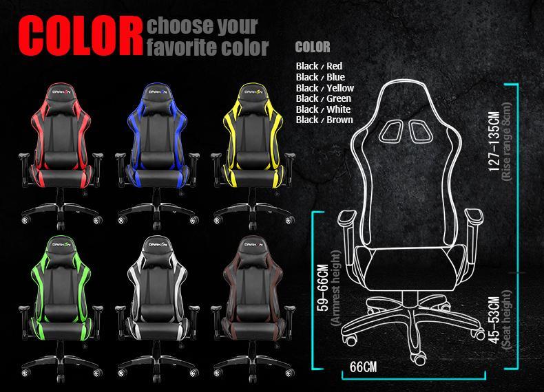 Raidmax Computer Gaming Chair Black Red Dk706rd Buy