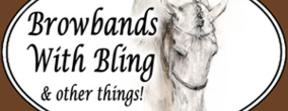 Browbands with Bling and other things