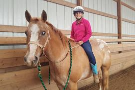 Triple M Stable, Council Bluffs, IA- Youth Riding Lessons