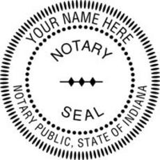 NEW Notary Stamp Requirements