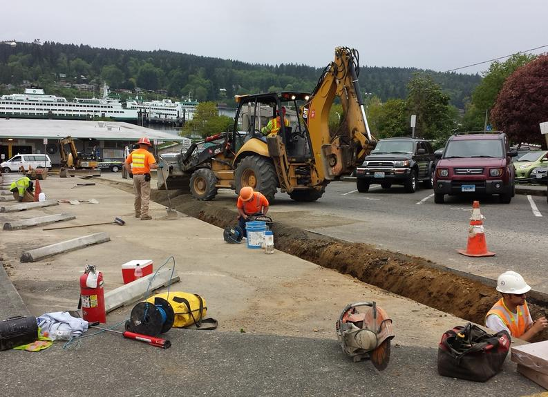 Poulsbo, WA Commercial Excavation Contractor