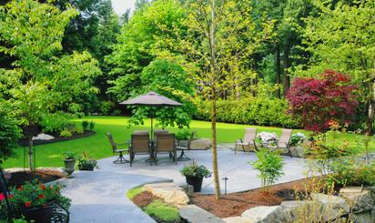 SecureTurfCharlotte Landscaping ExpertsCharlotte Landscape Design - Backyard design charlotte